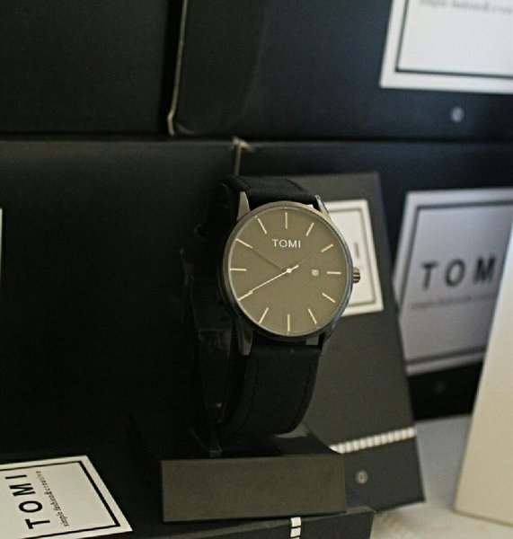 Used TOMI Original Couple 2 Watches - SW71FBL in Dubai, UAE