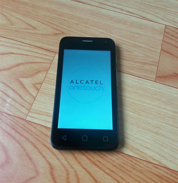 Used Preloved Alcatel Pixi First 402-4D, BATTERY to be replaced. Mobile ONLY without accessories. in Dubai, UAE