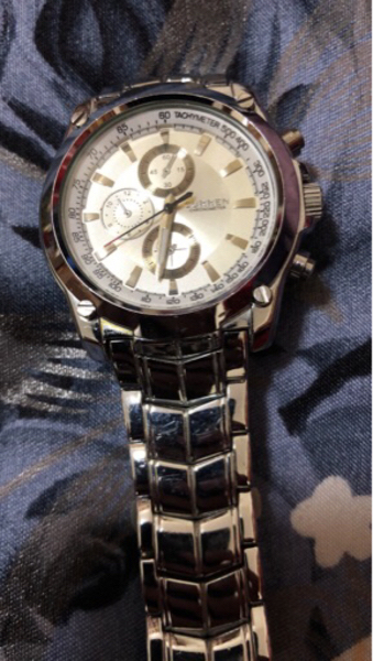 Used Curren watches hardly used in Dubai, UAE