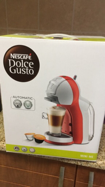 Used Dolce Gusto Coffee Machine Brand New in Dubai, UAE