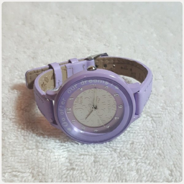 Used Beautiful violet watch fashion in Dubai, UAE