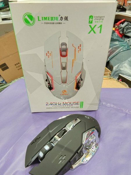 Used Wireless charging mouse Gaming in Dubai, UAE