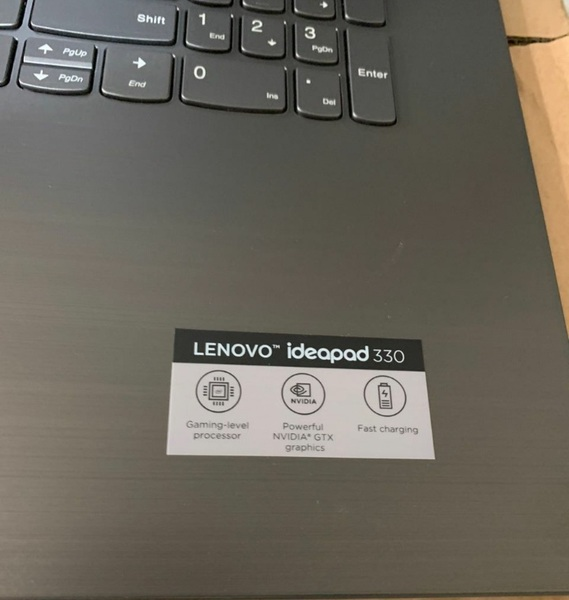 Used Lenovo Ideapad 330 Laptop in Dubai, UAE