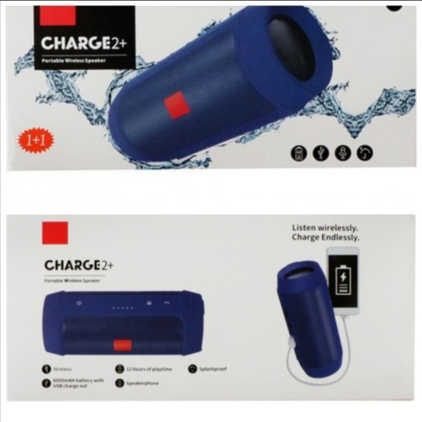 Used New charge2+ portable water proof spkr in Dubai, UAE