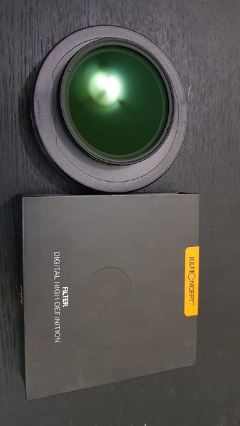Used 67mm ND8-ND128 ND FILTER fader in Dubai, UAE