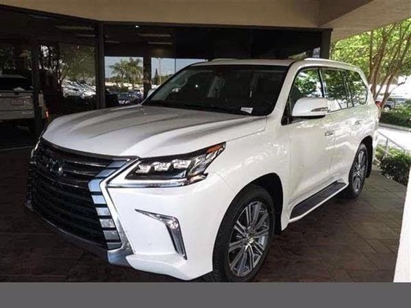 Used lexus lx 570 in Dubai, UAE