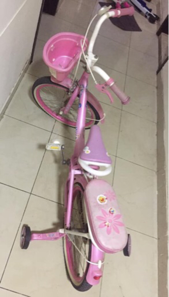 Used Bicycle for girls in Dubai, UAE