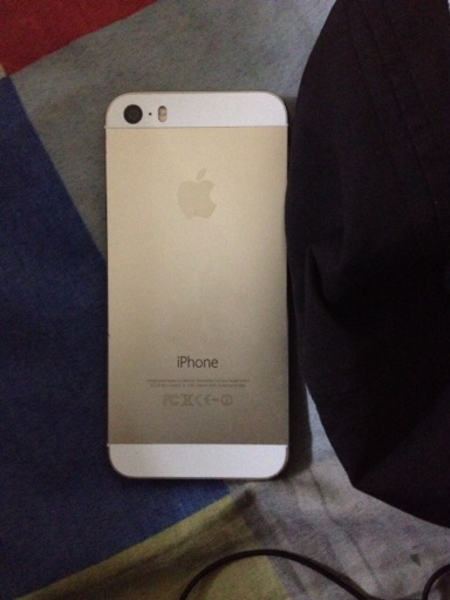 Used Iphone 5s64gb good condition only Mobile in Dubai, UAE