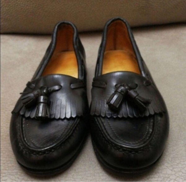 Used TIMBERLAND LEATHER SHOES(USED)size40 in Dubai, UAE