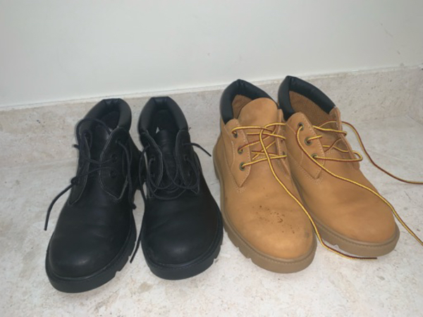 Used Timberland size 35-36 shoes in Dubai, UAE