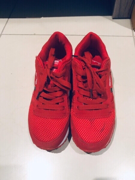 Used Reebok snickers for sale in Dubai, UAE