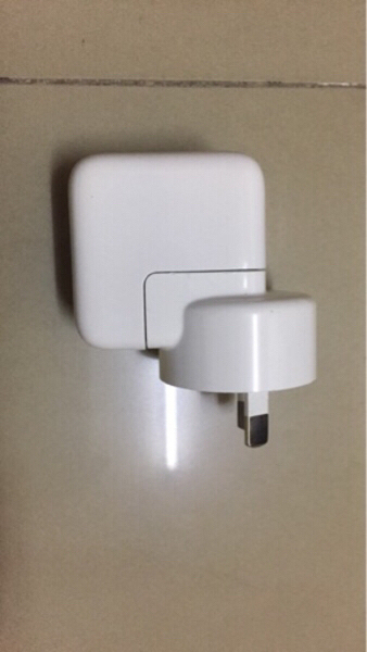 Used Apple power charger adapter fast charger in Dubai, UAE