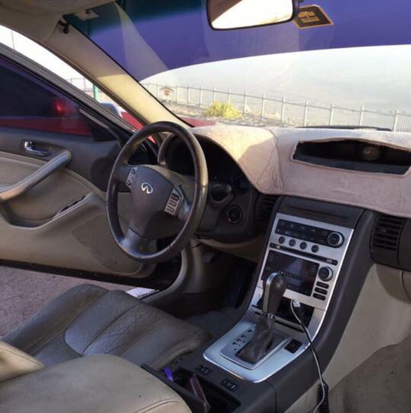 Used Infiniti in Dubai, UAE