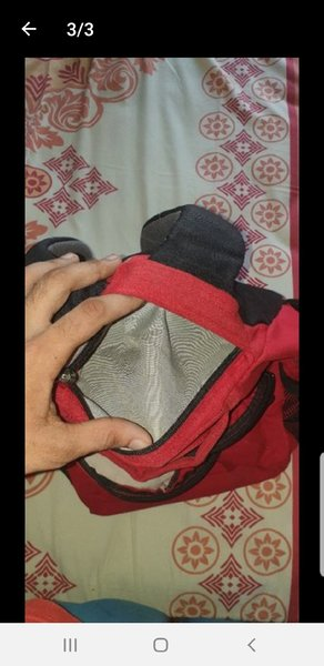 Used Jansports Bag 3 compartments & 4 pouches in Dubai, UAE