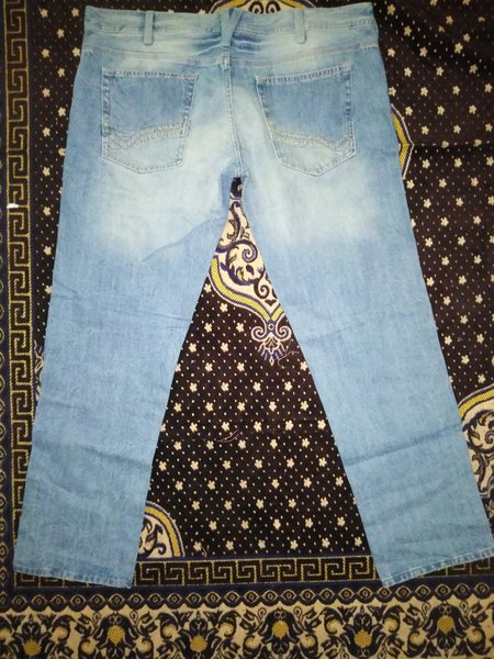 Used HELIX JEANS  TROUSER FOR MEN size 38 in Dubai, UAE