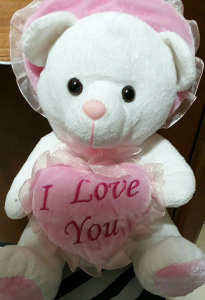 Used Teddy Bear I Love U in Dubai, UAE
