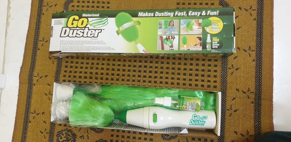 Used Go Duster - dust spinner set in Dubai, UAE