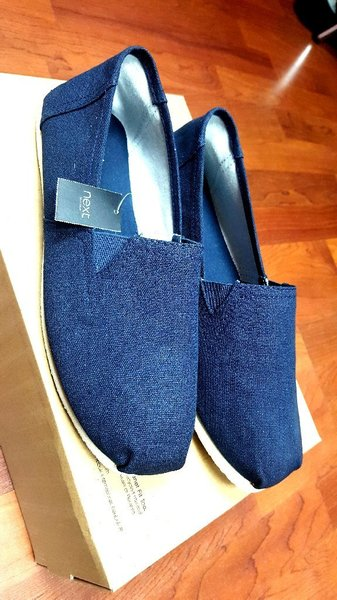 Used Next Summer Pumps Size 43 new in Dubai, UAE