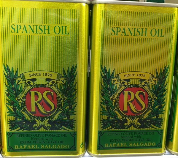 Used RS refineded olive pomace OIL 400ML in Dubai, UAE