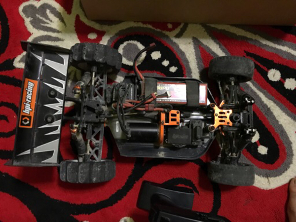 Used Hpi trophy racing car for sale in Dubai, UAE