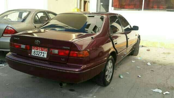 Used tyota Camry in Dubai, UAE