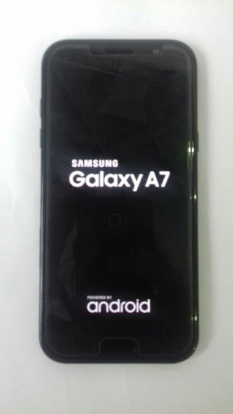 Used Galaxy A 7 *2017* in Dubai, UAE