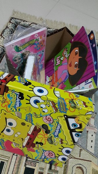 Used Coloring books in Dubai, UAE