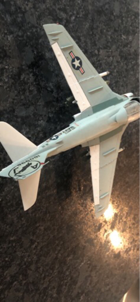 Used Built 1/72 scale A-6 intruder in Dubai, UAE