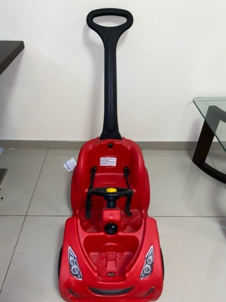 Used Push Around Buggy 45x104x93centimeter in Dubai, UAE