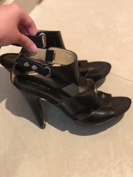 Used Nine west heels in Dubai, UAE