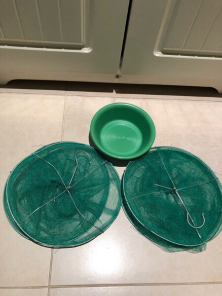 Used Fly trap 2 pieces  in Dubai, UAE