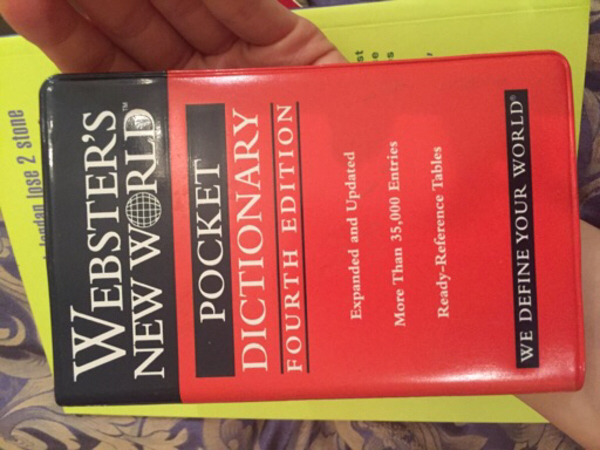 Used Pocket dictionary in Dubai, UAE