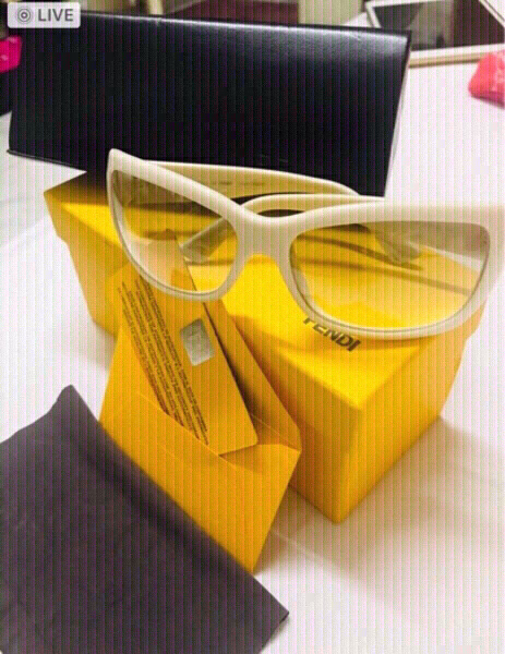 Used Authentic Fendi Sunglasses unisex 💙 in Dubai, UAE