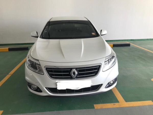Used Renault Safrane in Dubai, UAE