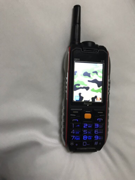 Used Triple Sim Rugged Power Bank Phone in Dubai, UAE
