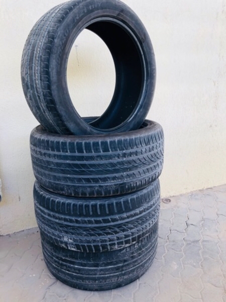 Used Tyres in Dubai, UAE