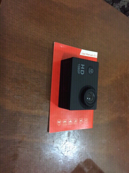 Used Action Camera 30 Meters WaterProof in Dubai, UAE