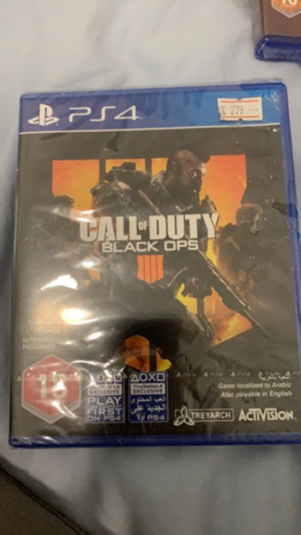 Used Ps4 games bnew not open in Dubai, UAE