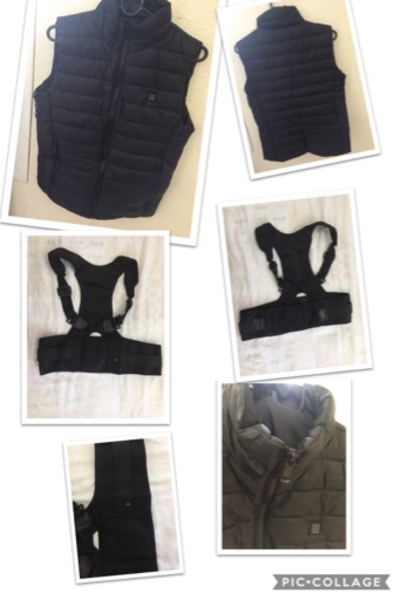 Used electric vest & corrective back brace in Dubai, UAE