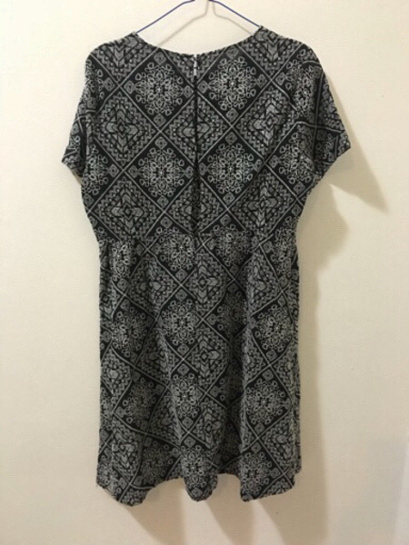 Used Black Top from Newlook. Preloved. in Dubai, UAE