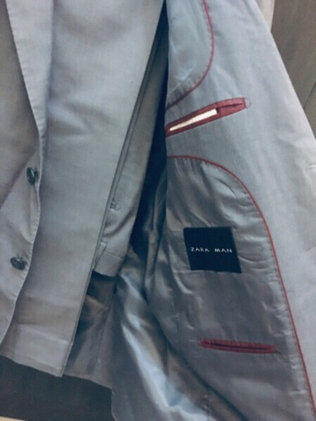 Used ZARA SUIT in Dubai, UAE