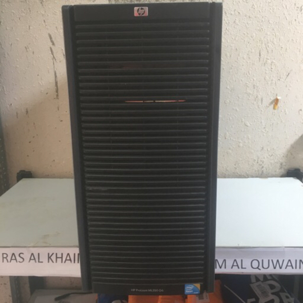Used Hp xeon server 6th generation  in Dubai, UAE