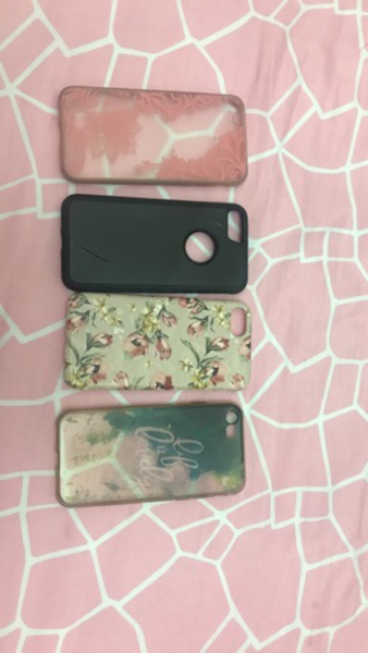 Used Various iPhone 7 covers in Dubai, UAE