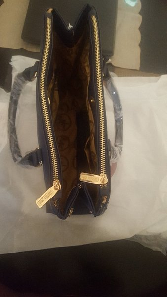 Michael kors navy colour. Copy.Brand new
