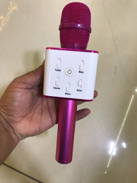 Used Microphone with speaker in Dubai, UAE