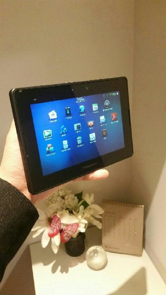 Used Blackberry Playbook 32 GB Sim Working  in Dubai, UAE