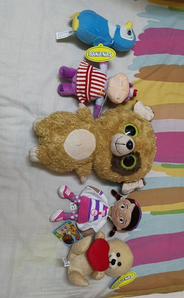 Used ALL Toys 5 pcs in Dubai, UAE