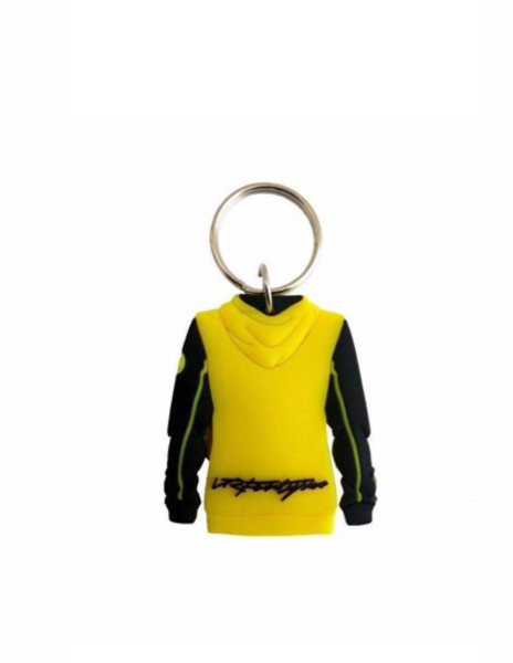 Used Brand New VR 46 Rossi Jacket Keychain in Dubai, UAE