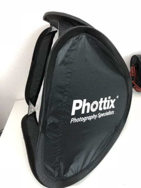Used Phottix Easy-Folder Softbox Kit in Dubai, UAE