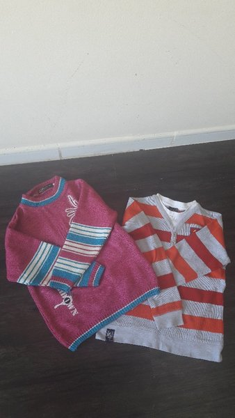 Used Bundle offer pullover for boys in Dubai, UAE